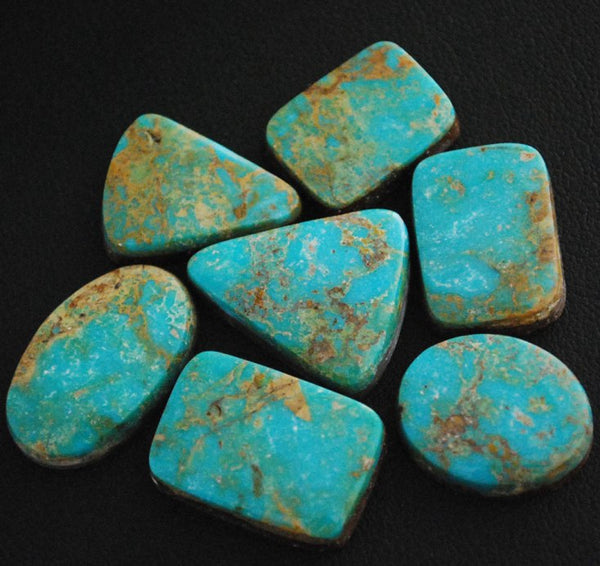 Moha Stone Diaries - The Turquoise!