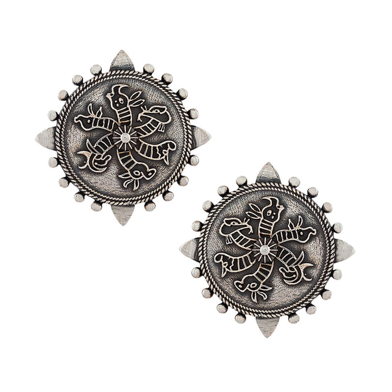 Buy Silver Earrings Online