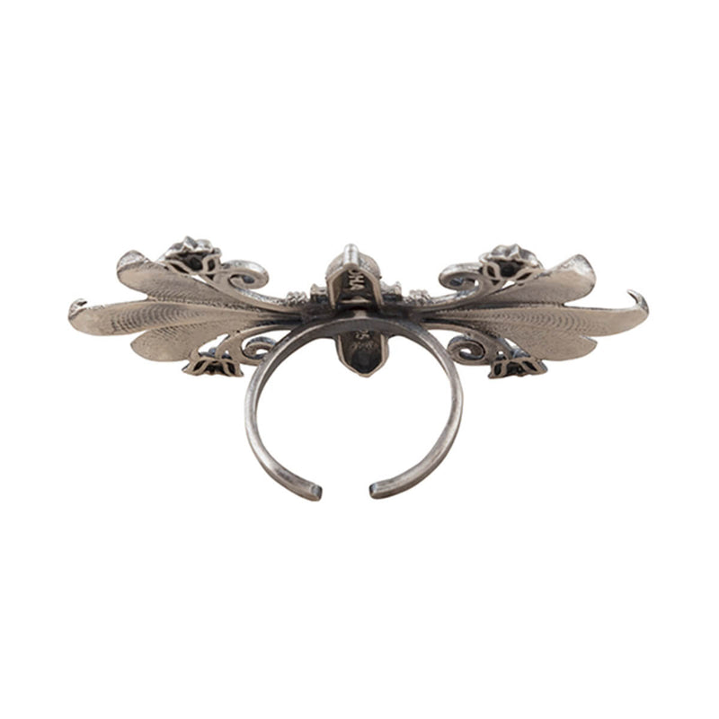 Buy Pinakin Silver Finger Ring Online