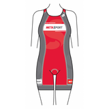 Club MetaSport Women's Specific Apex Tri Suit
