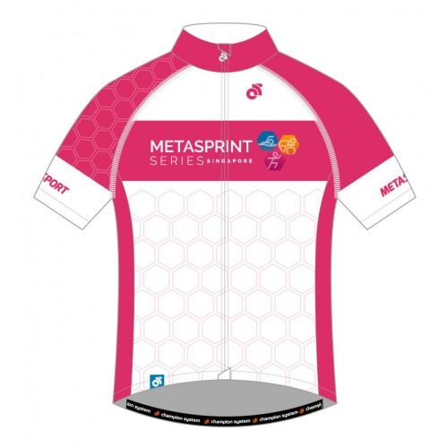MetaSprint Series Jersey Magenta
