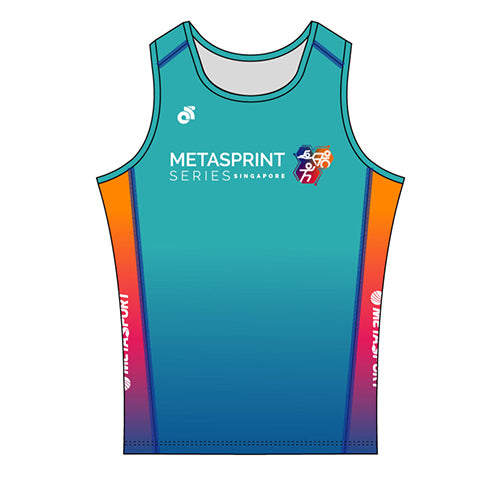 MetaSprint Singlet Blue