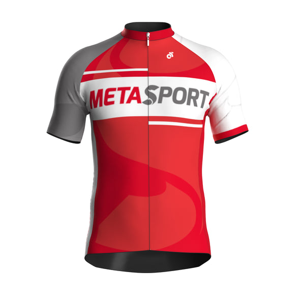 Club MetaSport Cycling Jersey