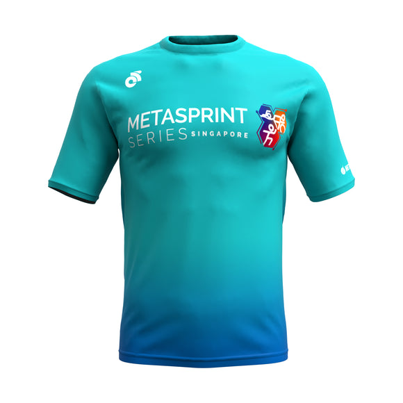 MetaSprint Performance Run Top Blue