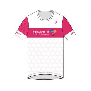 MetaSprint Performance Run Top Magenta