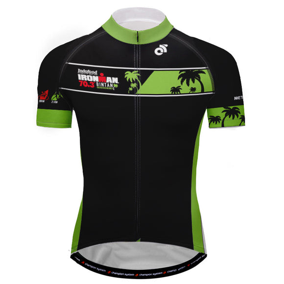 Ironman 70.3 Jersey Black