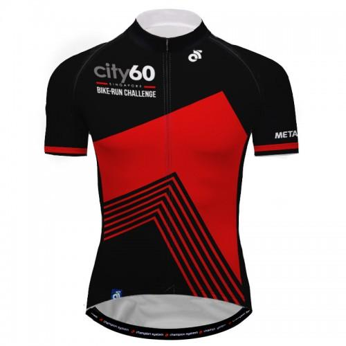City60 Short Sleeved Jersey