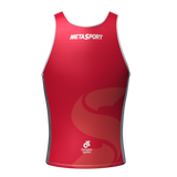 Club MetaSport Run Singlet