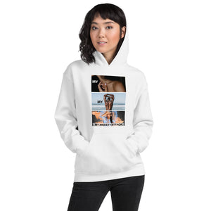 Unisex Hoodie - MY ANXIETY ATTACK