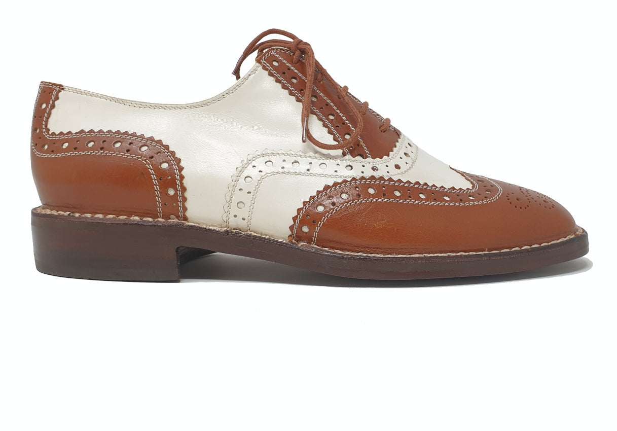 Francesina brogue
