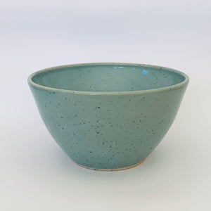 002. Bowl Robin-egg light speckle