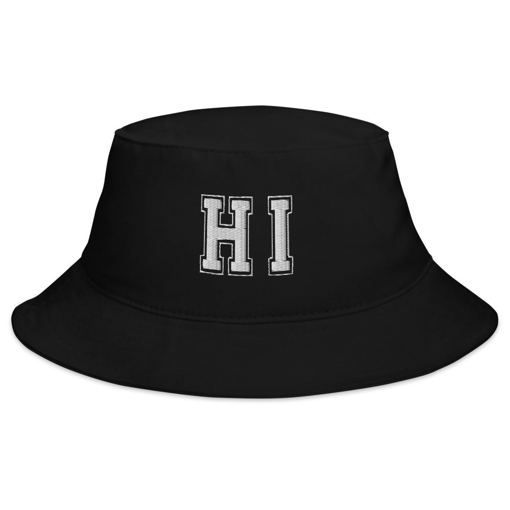Varsity Hawaii Bucket Hat