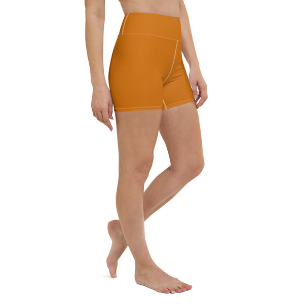 Puakenikeni Biker/Yoga Shorts (Women)
