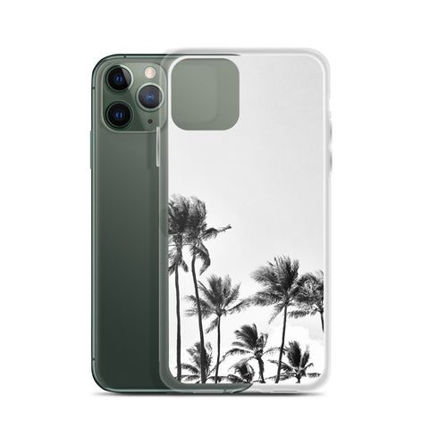 Coconut Tree - Niu iPhone Case