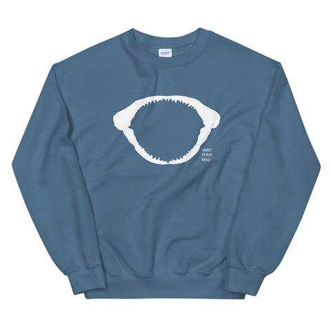 "Pe'ahi Shark ""Jaws"" Sweatshirt (Unisex)"