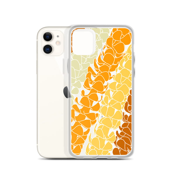 Puakenikeni iPhone Case