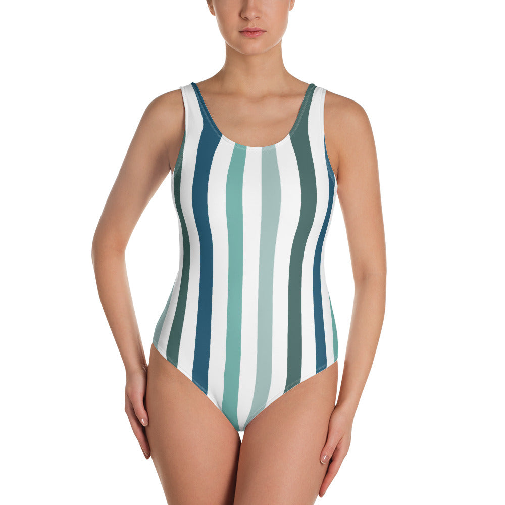 Kaneohe Bay One-Piece Swimsuit (Women)