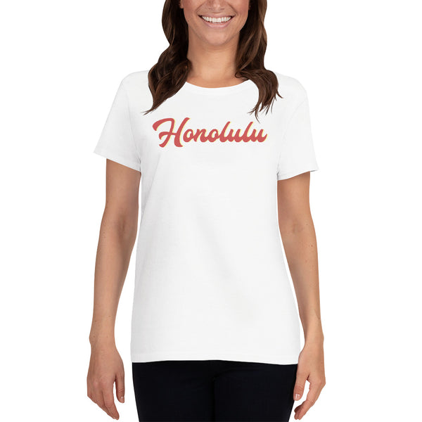 Honolulu T-shirt (Women)