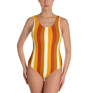 Puakenikeni One-Piece Swimsuit (Women)