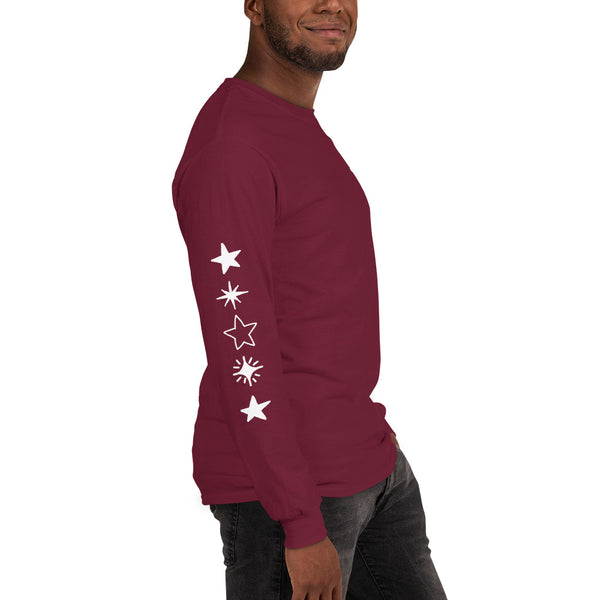 Ke Kā o Makali'i Hawaiian Constellation Long Sleeve (Unisex)