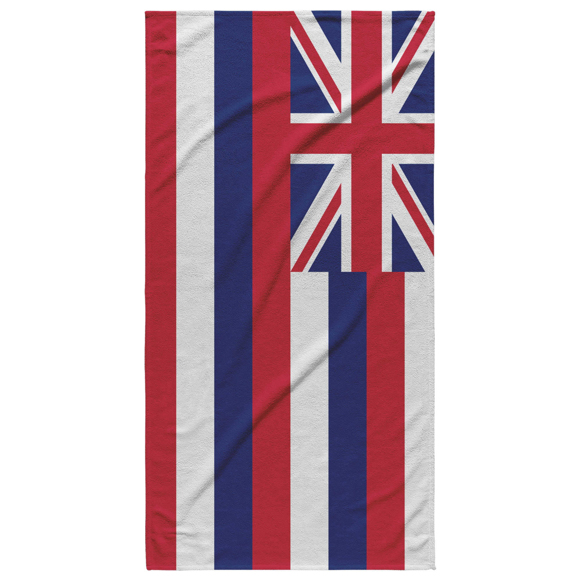 Hawaiian Flag Beach Towel