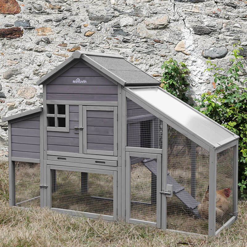 beautiful chicken coops