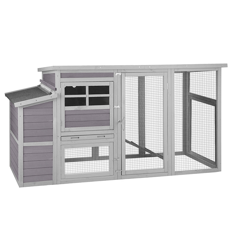 Outdoor Chicken House