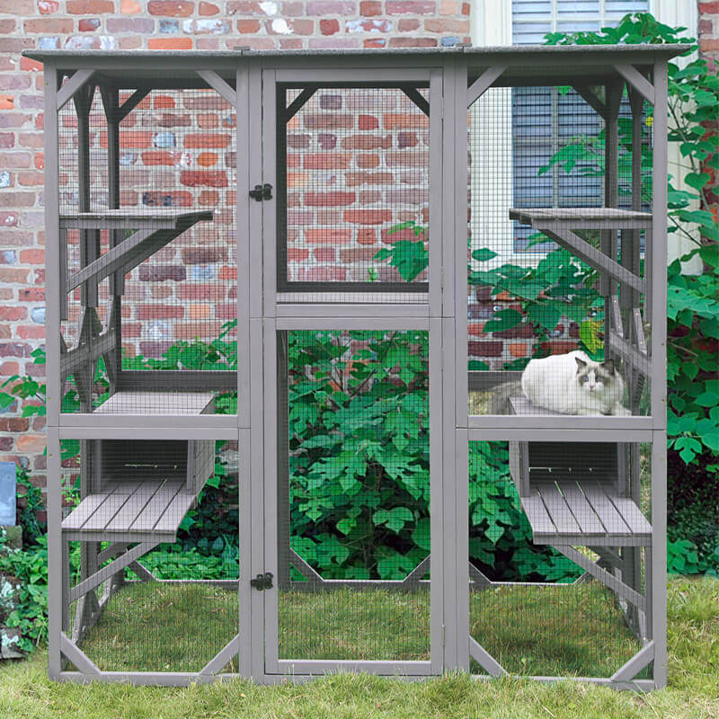outdoor cat enclosures for sale