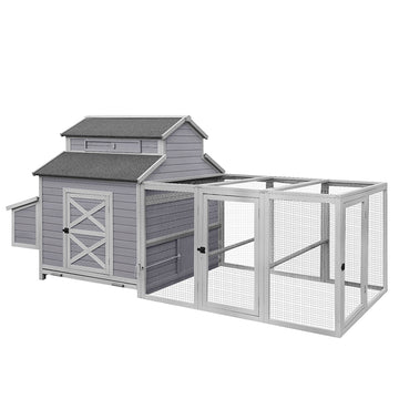 chicken duck coop