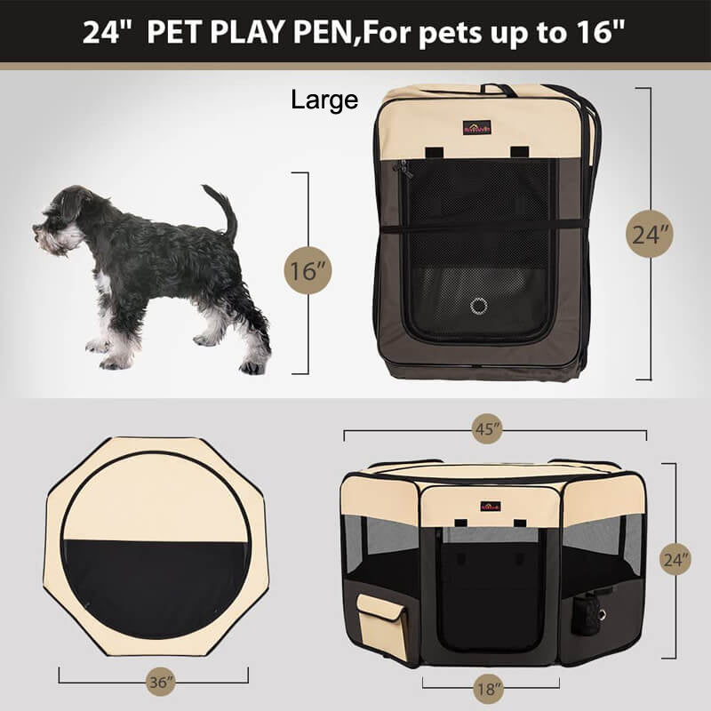chewy dog playpen