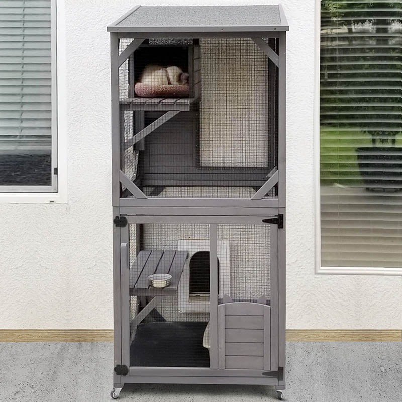 cat houses for sale