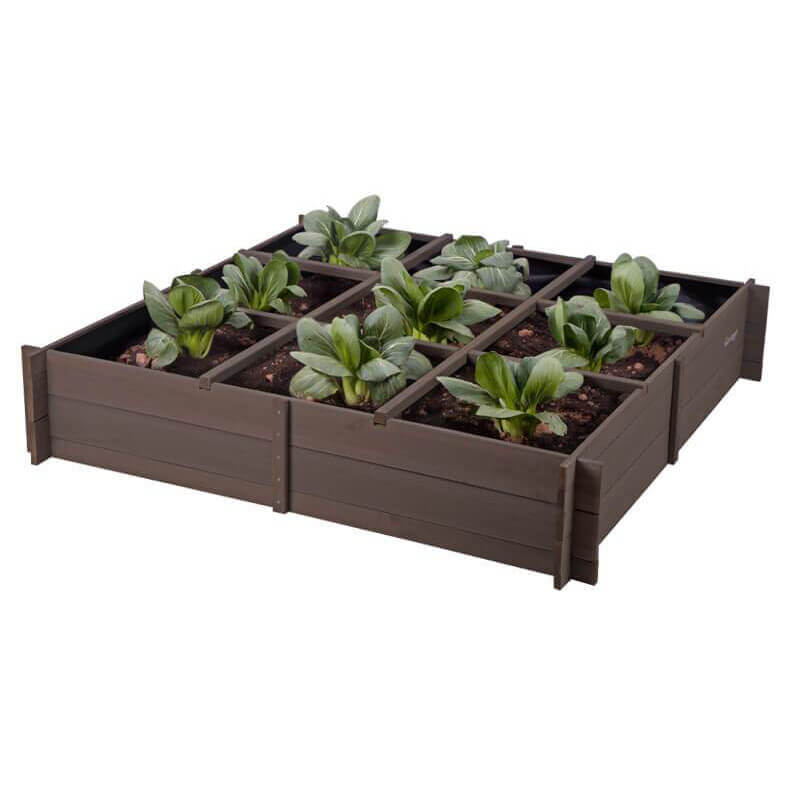 raised garden beds home depot