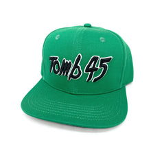 Load image into Gallery viewer, Tomb45 Logo Snapback Hat - Graffiti Bill