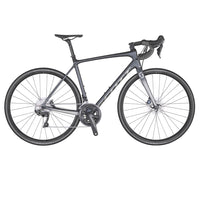 SCOTT ADDICT 10 DISC GREY BIKE