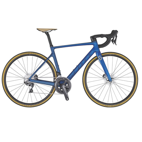 SCOTT ADDICT RC 30 BLUE BIKE