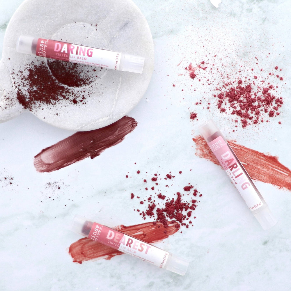 NEW! Tinted Lip Balm | Rinse Bath & Body