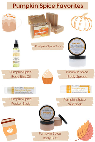 Pumpkin Spice Favorite Products