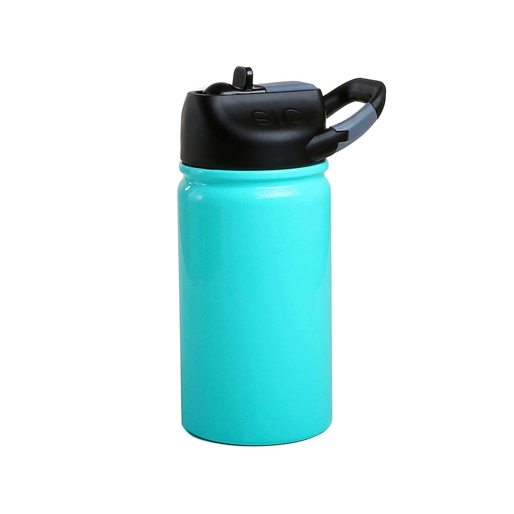12oz. Blue Water Bottle