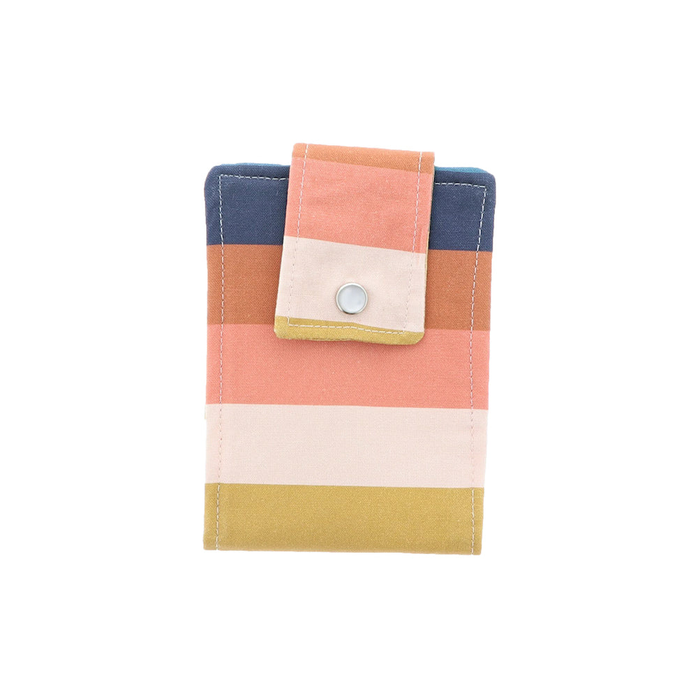 Bold Stripes Essential Oil Roll-On Wallet 6 Row
