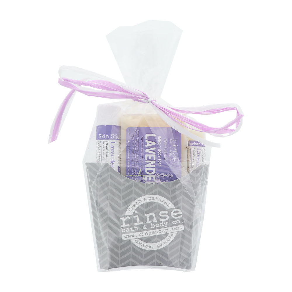 Lavender Fry Box Bundle