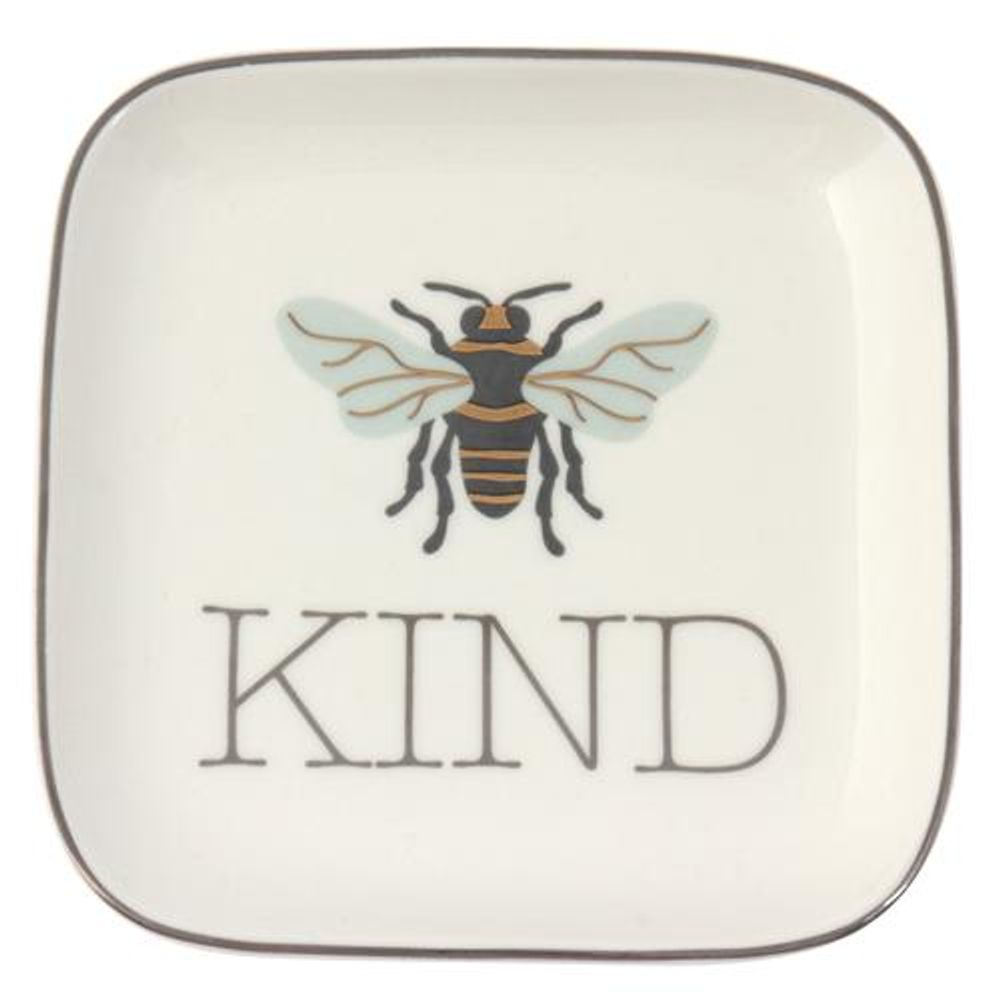 Bee Kind Trinket Tray