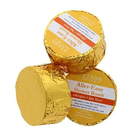 Aller-Ease Shower Bomb - Rinse Bath & Body