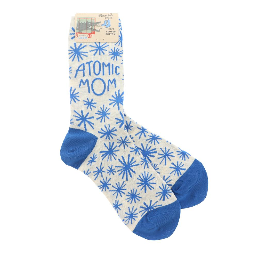 Atomic Mom Crew Socks - Rinse Bath & Body