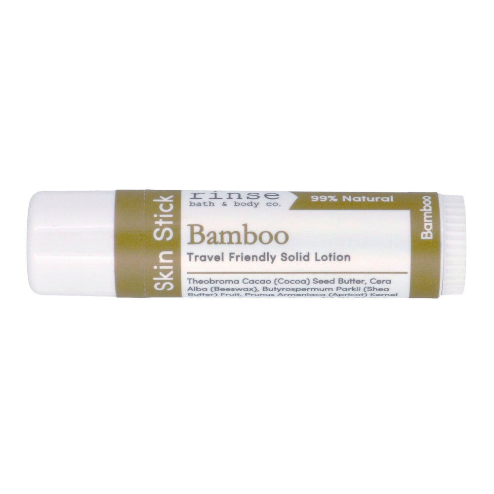 Bamboo Skin Stick - Rinse Bath & Body