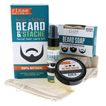 Beard & Stache Kit - Rinse Bath & Body