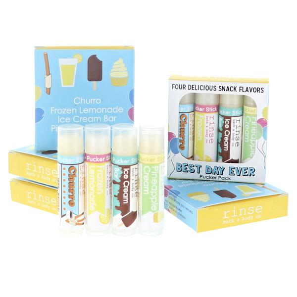 Best Day Ever Lip Pack - Rinse Bath & Body