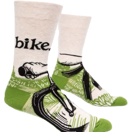 Men's Socks - Bike