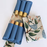 Blue Peony Essential Oil Roll-On Wallet 6 Row