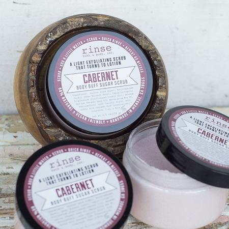 Cabernet Body Buff - Rinse Bath & Body