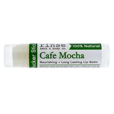 Cafe Mocha Pucker Stick - Rinse Bath & Body
